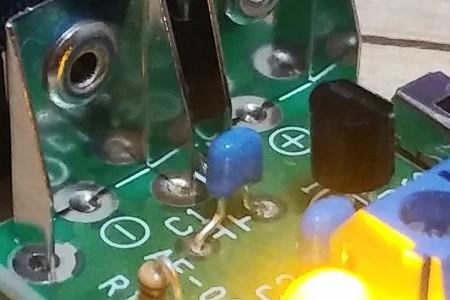 Battery-based 5V Power Supply